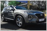 First Drive - Hyundai Santa Fe 2.4 GDI GLS