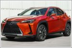 First Drive - Lexus UX 250h 2.0 Luxury (A)