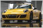 Car Review - Porsche 911 Carrera T PDK 3.0 (A)