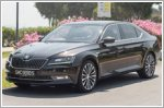 Car Review - Skoda Superb 2.0 TSI Laurin & Klement (A)