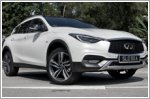 Car Review - Infiniti QX30 2.0T Sport (A)