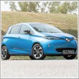 Car Review - Renault Zoe Electric 5-door (A) Highlight