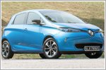 Car Review - Renault Zoe Electric 5-door (A)