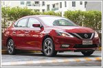 A quick refresh of the Nissan Sylphy