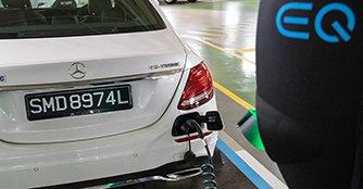 Car Review - Mercedes-Benz E-Class Saloon Plug-in Hybrid