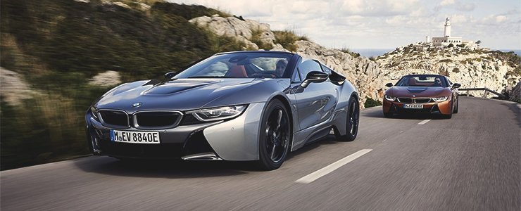 First Drive Bmw I8 Roadster 1 5 A