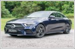 Car Review - Mercedes-Benz CLS-Class CLS350 (A)
