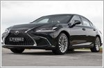 Car Review - Lexus ES 300h 2.5 Luxury (A)