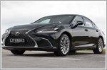 Car Review - Lexus ES 300h 2.5 Luxury (A)