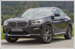 First Drive - BMW X4 xDrive20i X Line (A)