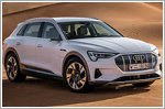 First Drive - Audi e-tron edition one (A)