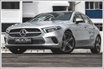 Car Review - Mercedes-Benz A-Class A200 Progressive (A)