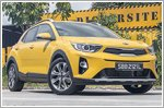Car Review - Kia Stonic 1.0T SX Sunroof (A)