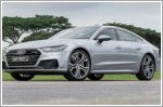 Suave Audi A7 Sportback is vast and fast