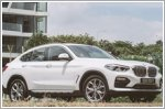 Car Review - BMW X4 xDrive30i X Line