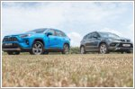 Toyota RAV4 returns to take on the Seat Ateca