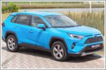 Car Review - Toyota RAV4 2.0 (A)