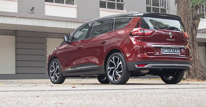 Car Review Renault Grand Scenic 1 5t Dci Bose Edition A