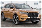 Car Review - DS 7 Crossback 1.6 (A)