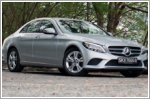 Facelift - Mercedes-Benz C-Class Saloon C200 Avantgarde (A)