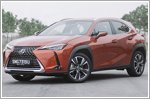 Car Review - Lexus UX 200 2.0 Luxury (A)