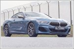 The BMW M850i Coupe is a grand slayer