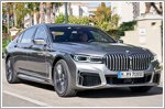 First Drive - BMW 7 Series Plug-in Hybrid 745Le xDrive (A)
