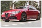 Fall in love with the Alfa Romeo Giulia QV