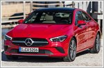 First Drive - Mercedes-Benz CLA-Class CLA200 (A)