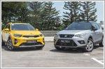 Comparison - Seat Arona 1.0 & Kia Stonic 1.0T