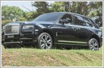 Car Review - Rolls-Royce Cullinan 6.75 (A)