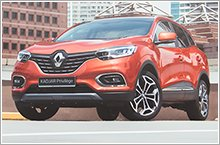 The return of the Kadjar