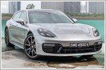 Car Review - Porsche Panamera Sport Turismo E-Hybrid 4 PDK 2.9 (A)