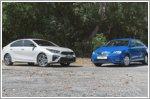 Comparison - Kia Cerato 1.6 GT Line & Seat Toledo 1.4 TSI DSG Style