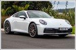 First Drive - Porsche 911 Carrera 4S 3.0 (A)