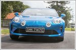 Car Review - Alpine A110 1.8 Pure (A)