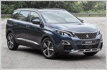 Peugeot's 5008 offers French flair for seven