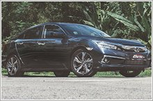 Updated Honda Civic continues to impress