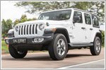 Car Review - Jeep Wrangler Sahara 4-Door 2.0 (A)