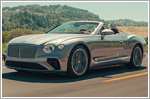 First Drive - Bentley Continental GT Convertible 4.0 V8 (A)