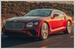 First Drive - Bentley Continental GT 4.0 V8 (A)