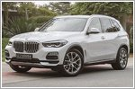 Car Review - BMW X5 xDrive40i X Line 7-Seater (A)