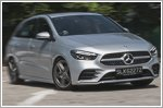 Car Review - Mercedes-Benz B-Class B200 AMG Line (A)