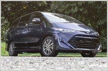 The Toyota Previa is the de facto MPV
