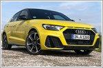 First Drive - Audi A1 Sportback 2.0 TFSI S-tronic (A)