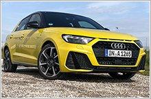 Audi A1 Sportback is a mischievous supermini