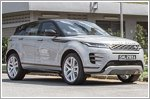 Car Review - Land Rover Range Rover Evoque 2.0 First Edition (A)