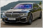 First Drive - BMW 7 Series 750Ld xDrive (A)