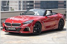 The BMW Z4 delivers its own special appeal