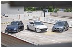 Comparison - Mazda 3 Hatchback & Seat Leon & Volkswagen Golf